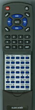 Replacement Remote for Pioneer PWW1005, PD7050, CU-PD006