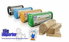 Earthwool Ceiling (Wall) Insulation Batts - R5.0 X 430 X 210mm - $55Bag
