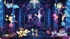 My Little Pony Queen Novo The Movie Playmat MTG Pokemon Yugioh Ultra Pro new