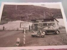 Altes Foto von einem VW Käfer