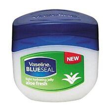 Vaseline Blue Seal Aloe Fresh Petroleum Jelly Moisturiser Gel Chap Lips 50ml