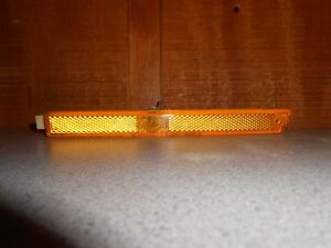 USED 1990 Chevrolet Beretta, Left Front Side Marker Light #476