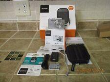 Sony Cyber-shot DSC-W830 20.1MP Digital Camera - Silver