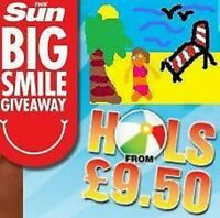 💖 The Sun Holidays Booking Codes £9.50 ALL 10 Token Code Instant >Fast Response