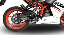 KTM RC125 / 200 2015/2016 Auspuff Deeptone Nero von GPR Auspuff- Italy-To Klar