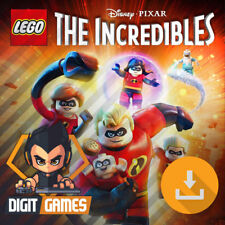 LEGO The Incredibles - Steam Key / PC Game - New [NO CD/DVD]