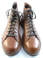 "Allen Edmonds ""ALPINE"" WEATHERPROOF Lace-To-Toe Boots 10.5 D  Tan (322)"