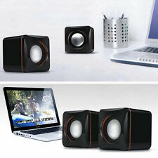 Mini Portable USB Audio Music Player Speaker for iPhone iPad MP3 Laptop PC TA