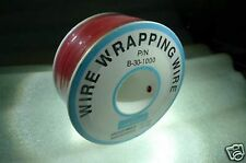 Prototype Wire wrap Hook up cable 30AWG 30# 300M Red