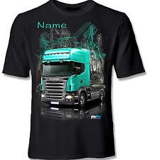 SCANIA TRUCK LKW Tuning T Shirt Shirt T-Shirt original YOUTEX