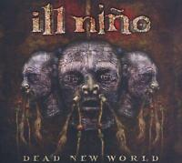ILL NINO – DEAD NEW WORLD (NEW/SEALED) CD