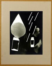 Man Ray Rayograph 1922/78 Rayographie aus dem Nachlass 1978