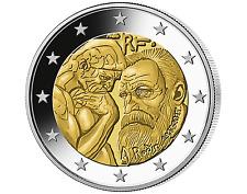 2 Euro commémorative FRANCE 2017 Rodin... NEUVE - UNC