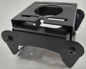 Workman HUM1 CB / HAM Radio Metal Hump Floor Mount Bracket - FREE SHIPPING