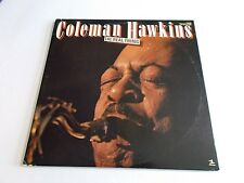 Coleman Hawkins The Real Thing LP 1978 Prestige Gatefold Double Vinyl Record
