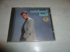 Michael Ball - Michael Ball - 1992 UK 11-track CD Album