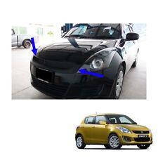 Fit Suzuki Swift Hatchback 12 13 14 15 16 Front Grill Grille Monster Black 1 Pc