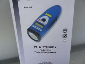 Monarch Instrument 6205-050 Palm Strobe X Portable Stroboscope #2