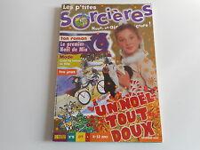 LES P'TITES SORCIERES N° 15 DEMBRE 2000 - UN NOEL TOUT DOUX