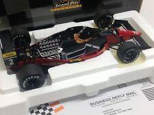 Exoto Ferrari 641/2 #2 Nigel Mansell 1990 eagel GP MEXICO WINNER 1:18 NUOVO 97100