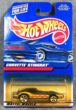 HOT WHEELS ~ 1980 CORVETTE STINGRAY ~ BLUE