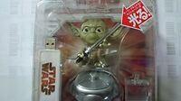 Star Wars USB Yoda Light-Up Figure (Windows - 4' Figure) With Tracking