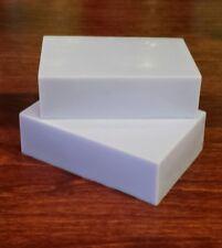 Handmade Palmarosa Lavender Bergamot Essential Oil Aromatherapy Goats Milk Soap