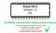 Kawai XD-5 - Version 1.2 Firmware Update Upgrade OS for Drum synthesizer XD5