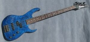 1988-1990 Ibanez RD707 Bass guitar made in Japan MIJ RD 707