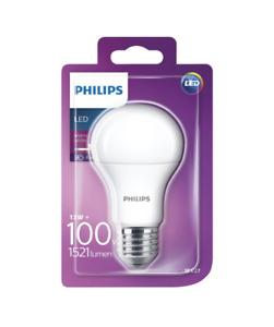 Philips E27 13.5W 1521lm Classic Warm white LED Light bulb