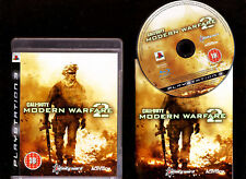CALL OF DUTY MODERN WARFARE 2. SUPERB SHOOTER FOR THE SONY PLAYSTATION 3!!