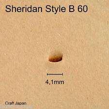 Punziereisen Sheridan Style B 60 - Beveler - Craft Japan