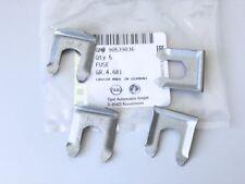 6 Stück Halter Klammer Bremsschlauch OPEL Astra F, G, Zafira A, Astra H