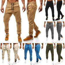 Pantalones de hombre 100% algodón
