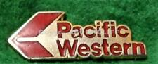 PACIFIC WESTERN AIRLINES Pin EMPLOYEE ? Mint