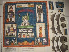 Haloween Wall Panel with instructions U-Make