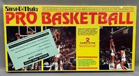 SEALED Vintage 1981 Strat-O-Matic Pro Basketball Board Game - FREE SHIPPING