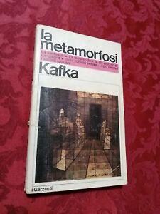 LA METAMORFOSI - Kafka - 1972 - I Garzanti