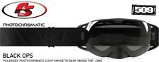 New 2019 509 Revolver Snowmobile Goggles Black Ops (Polarized Photochromatic)