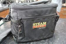 Rare STEAM RAILWAY by LowePro Lumina 1 Digital Camera Bag