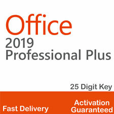 Office 2019 Pro Plus License Key Instant Delivery