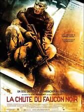 Affiche 120x160cm LA CHUTE DU FAUCON NOIR (BLACK HAWK DOWN) 2002 Ridley Scott BE