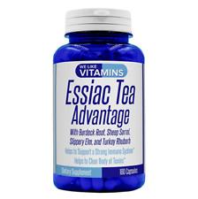 We Like Vitamins Essiac Tea Advantage Supplement Immune Booster 180 Capsules