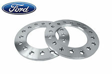 "2 PC 8 LUG WHEEL SPACERS FOR FORD F-350 DUALLY 1/2"" THICK 8X200MM SHIPS TODAY"