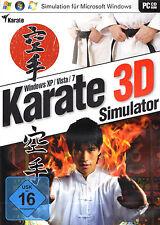 Karate 3D - Die Simulation (PC, 2012, DVD-Box)    Neuware