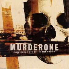 Murder One(CD Album)Some Things Are Better Left Unsaid-Grind That Axe-GTA001-New