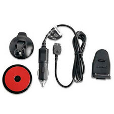 Garmin NUVI 770 775T 780 785T GPS Suction Cup Dash Mount Cradle Car Charger Kit