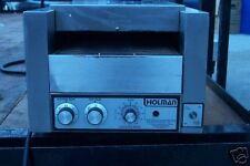 Conveyer Toaster 115 V.Hollman,Upper/Lower Heat, Ready, 900 Items On E Bay