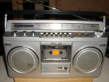 Radiorecorder/Ghettoblaster Sony CFS-47L - made in Japan -