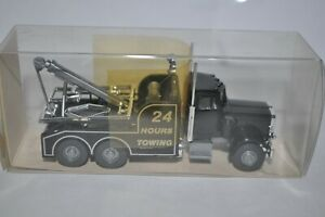 "Wiking 631 (631/6) Peterbilt Tow Truck (""24 HOURS"") for Marklin -New w/BOX"